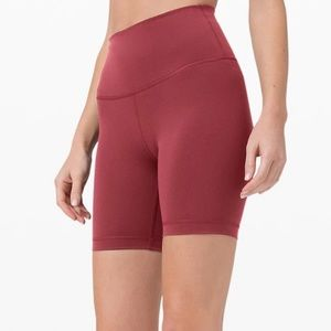 Wunder Under High Waist Bike Short